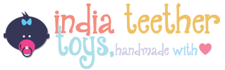 India Teether Toys